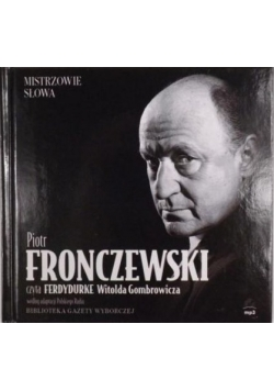 Ferdydurke. MISTRZOWIE SŁOWA, Audiobook