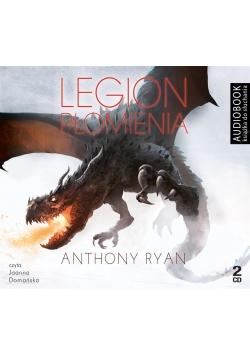 Legion płomienia. Audiobook