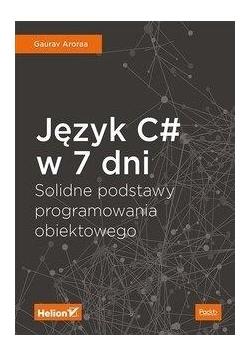 Język C# w 7 dni