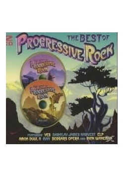 The best of Progressive Rock, płyta CD