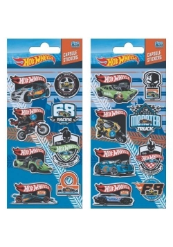 Naklejki Sticker BOO capsule Hot Wheels