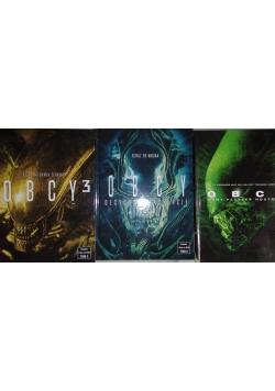 Obcy 1-3, dvd