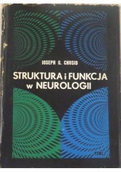 Struktura i funkcja w neurologii