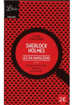 Sherlock Holmes Six Napoleons