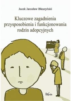 Kluczowe zagadnienia przysposobienia i funkcjonowania rodzin adopcyjnych