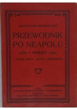 Przewodnik po Neapolu, 1906r
