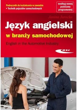 Język angielski w branży samochodowej