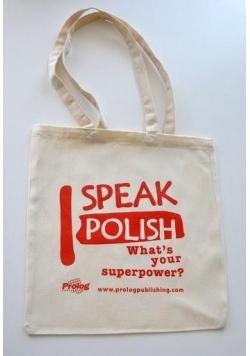 """Torba """"I speak Polish"""""""