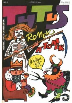 Tytus, Romek i Atomek, Księga XIX