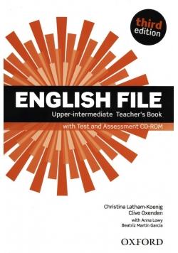 English File Upper-intermediate Teacher's Book +CD
