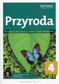 Przyroda 4 Podręcznik