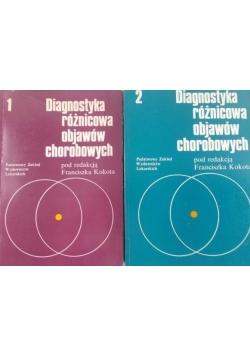 Diagnostyka różnicowa objawów chorobowych, Tom I-II
