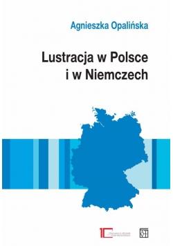 Lustracja w Polsce i w Niemczech