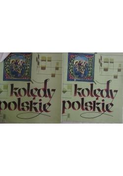 Kolędy Polskie, tom I-II
