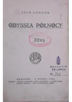 Odyssea północy, 1925 r.