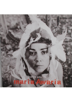 Maria Awaria , płyta CD