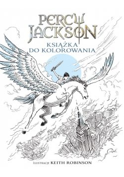 Percy Jackson. Książka do kolorowania