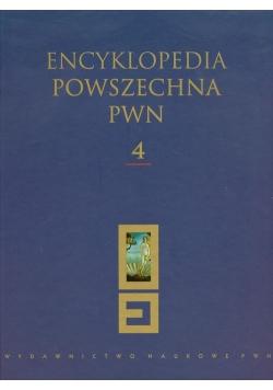 Encyklopedia Powszechna PWN Tom 4