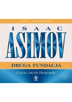 Druga Fundacja. Audiobook
