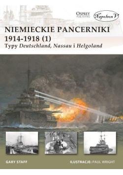 Niemieckie pancerniki 1914-1918 (1)
