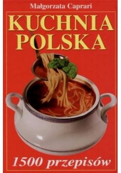 Kuchnia Polska-1500 przepisów