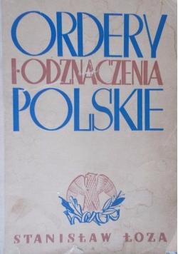 Ordery i odznaczenia polskie, 1938 r.