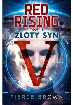 Red Rising T.2 Złoty syn