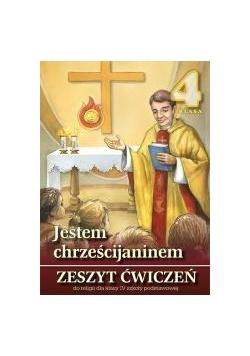 Religia SP 4 ćw. Jestem Chrześcijaninem WDS