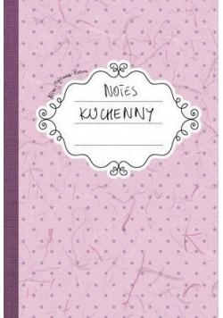 Notes kuchenny