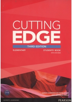 Cutting Edge Elementary Student's Book +DVD