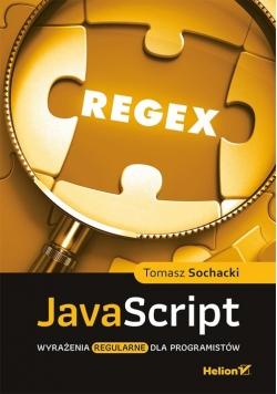 JavaScript Wyrażenia regularne dla programistów