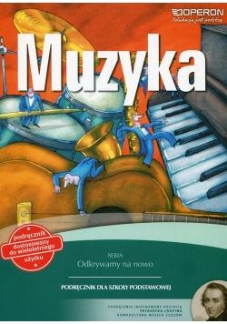 Odkrywamy na nowo Muzyka 4-6 Podręcznik