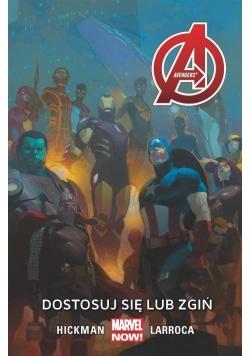 Avengers T.5 Dostosuj się lub zgiń