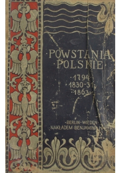 Powstania styczniowe ,około 1913r