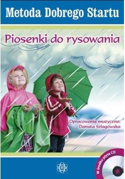 Metoda Dobrego Startu. Piosenki do rysow. CD(Kpl)