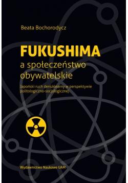 Fukushima a społeczeństwo obywatelskie