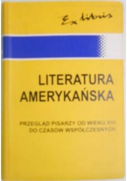 Literatura amerykańska