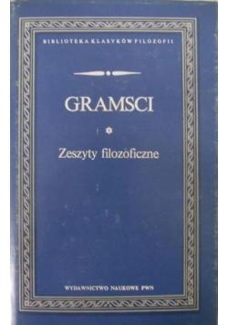 Gramsci Antonio - Zeszyty filozoficzne, BKF