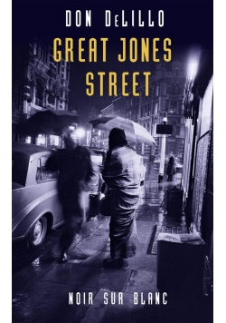 Great Jones Street