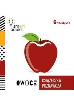 Książeczka poznawcza 6 M+ Owoce