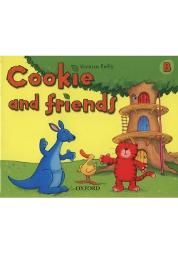 Cookie and Friends B Class book