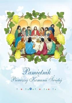Pamiętnik I Komunii Świętej