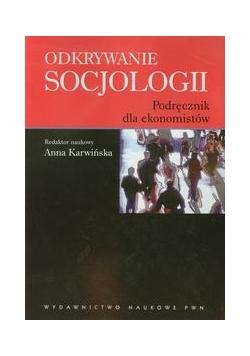 Odkrywanie socjologii Podręcznik dla ekonomistów