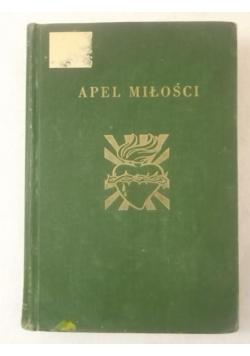 Apel miłości czyli Orędzie Boskiego Serca Jezusowego, 1949 r.