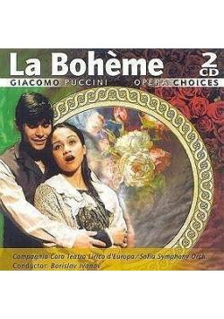 La Boheme CD