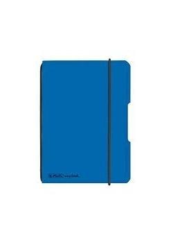 Notatnik A6/40K kratka My.BookF niebieski
