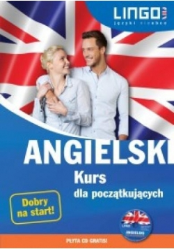 Angielski. Kurs dla początkujących. Książka+CD