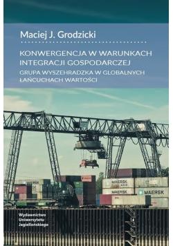 Konwergencja w warunkach integracji gospodarczej
