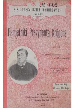 Pamiętniki Prezydenta Krugera , 1903 r.