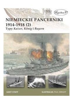 Niemieckie pancerniki 1914-1918 (2)